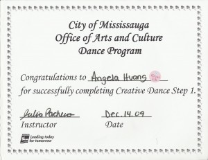 Arts and Culture Dance