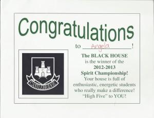 Spirit Championship